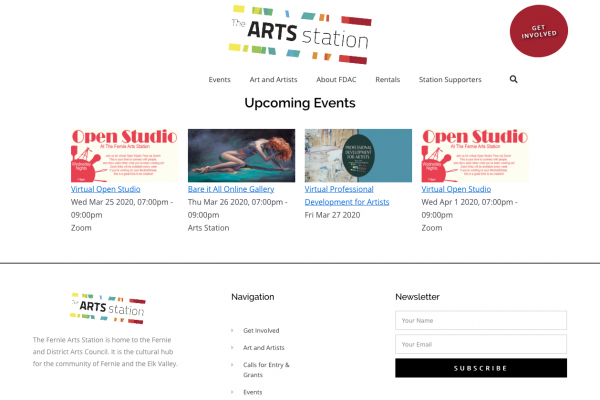 TheArtsStation.com